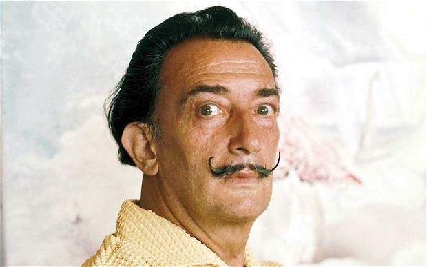 Photo of Salvador Dali umro je 23.01.1989.