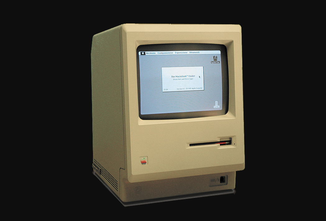 Photo of Apple Macintosh – 24.01.1984.