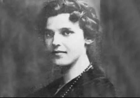 Photo of Diana Budisavljević 15.01.1891 – 20.08.1978.