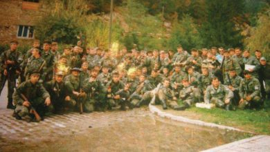Photo of 25.10. 1993. – Formirana 510. Oslobodilačke brigade