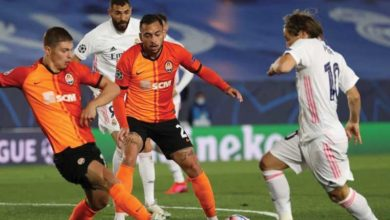 Photo of Šok u Madridu: Shakhtar napravio senzaciju i pobijedio Real