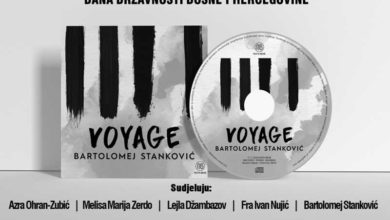 Photo of Premijerna promocija CD albuma VOYAGE