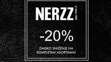 Photo of Nerzz Bešlagić: Black Friday -30%